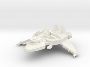1/1000 Scale Ju'Day Class Mulit Purpose in White Strong & Flexible