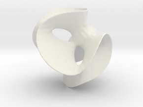 Clebsch Surface in White Strong & Flexible