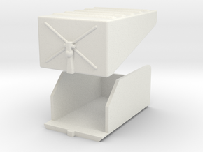 Battery-box-assy in White Strong & Flexible
