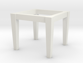 1:48 table base2 in White Strong & Flexible