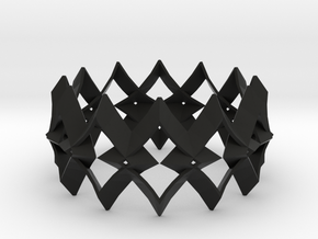 bracelet 01 in Black Strong & Flexible