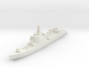 052 PLAN Destroyer 1:2400 x1 in White Strong & Flexible