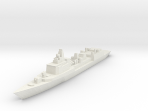 051B PLAN Destroyer 1:2400 x1 in White Strong & Flexible