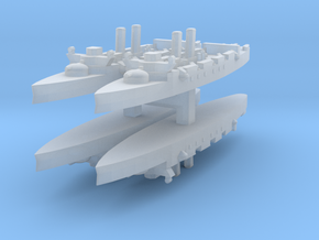 Infanta Maria Teresa class (Vizcaya) 1:4800 x4 in Frosted Ultra Detail