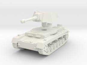 1/87 Pz.Sfl. IVb (Geschutzwagen IVb) in White Strong & Flexible