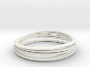 7-error-ring-for-sale in White Strong & Flexible