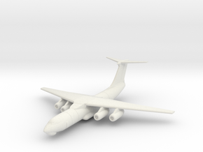 Il-76 1:700 x1 in White Strong & Flexible