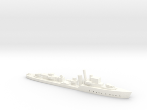 Ledbury (Hunt II class) 1:1800 in White Strong & Flexible Polished