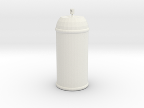 Spray Can in White Strong & Flexible