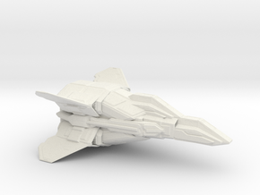 ANTARES HEAVY FIGHTER 1/72 in White Strong & Flexible