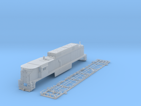NE3302 N scale E33 loco - Virginian  in Frosted Ultra Detail