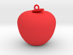 Apple Jewerly in Red Strong & Flexible Polished