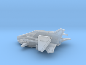 Space Ship 01 in Frosted Ultra Detail