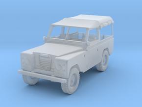 1:120 Landrover in Frosted Ultra Detail