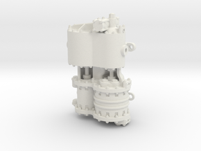 Westinghouse CC 1.5 Scale in White Strong & Flexible