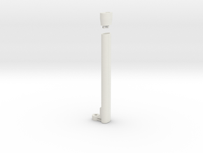 FM Mast M 1/32 in White Strong & Flexible
