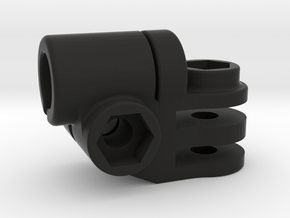 Align T-Rex 600/700 GoPro Skid Mount in Black Strong & Flexible