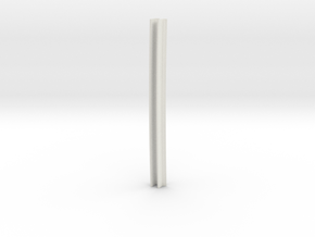 zip1200 met zeeg. lengte 20m 1:87 in White Strong & Flexible