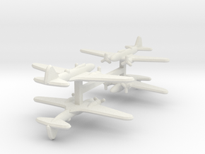 Ilyushin Il-4 1:900 x4 in White Strong & Flexible