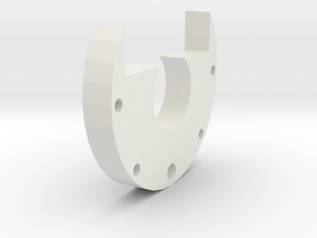 Ribbed Inner Section Igniter Disc in White Strong & Flexible
