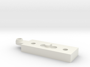 IKEA Jansjo steelworks adapter in White Strong & Flexible