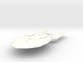 Aries Fighter in White Strong & Flexible Polished