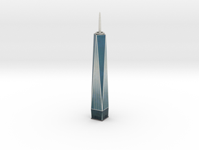 1WTC30cm in Full Color Sandstone