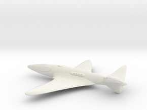 1/200 Bugatti 100 P in White Strong & Flexible