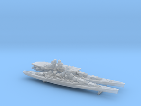 1/3000 MN BB Alsace + BBCV JeanBart in Frosted Ultra Detail