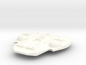 USS Rampage in White Strong & Flexible Polished