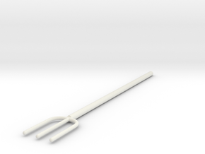 Pitchfork 1/32 in White Strong & Flexible