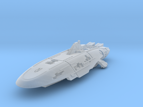 Rylos Class - Civilian cargo conversion in Frosted Ultra Detail