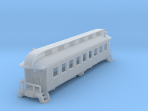 Diner Car in Frosted Ultra Detail