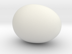 Egg7 Fullegg in White Strong & Flexible
