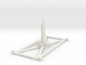 Stand Long x1 3.0 in White Strong & Flexible
