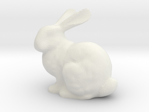 Bunny1 in White Strong & Flexible