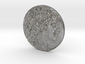 Alexander The Great Coin in Raw Silver