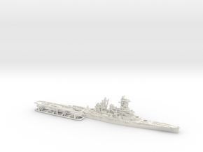 1/1800 IJN BB Kongo[1944] in White Strong & Flexible