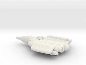 NASC Gemini Defiant (fixed) in White Strong & Flexible