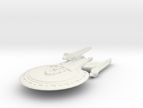 Griffin Class Refit Fast Cruiser in White Strong & Flexible