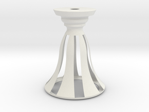 Lampshade (Pendant ) in White Strong & Flexible