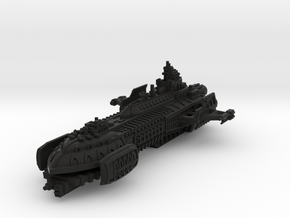 BFG Heresy Barge in Black Strong & Flexible