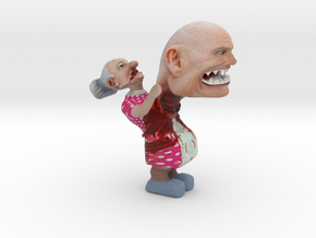 Rick Scott Florida's ChestBuster in Full Color Sandstone