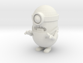 Minion in White Strong & Flexible