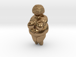 Venus VanWillendorf in Raw Brass