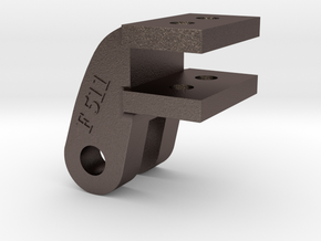 Climax F511 Brake Hanger - 1-8th Scale in Stainless Steel