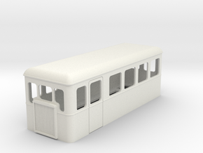009 cheap and easy bogie railcar 20 in White Strong & Flexible
