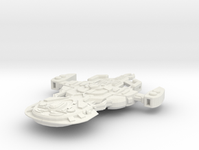 CDS Agiadon Cruiser in White Strong & Flexible