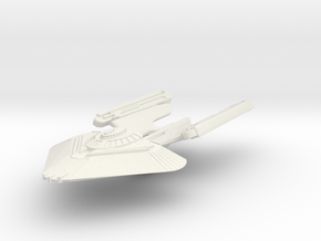 Lakota Class Destroyer in White Strong & Flexible