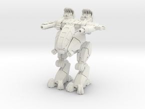 MechNewColor in White Strong & Flexible